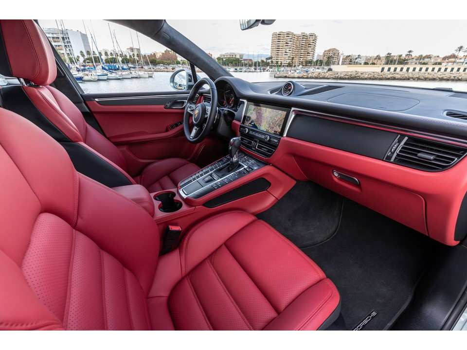 47 The Best 2019 Porsche Macan Interior Engine