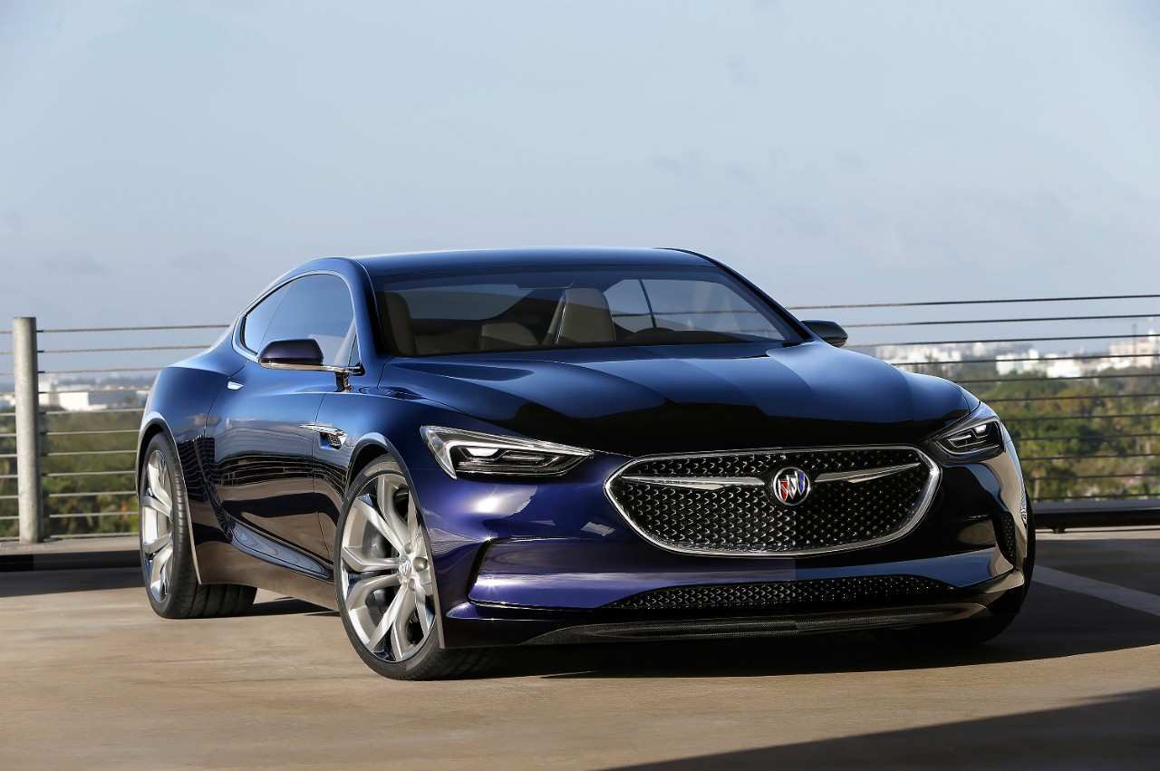47 The Best 2020 Buick Avista Picture