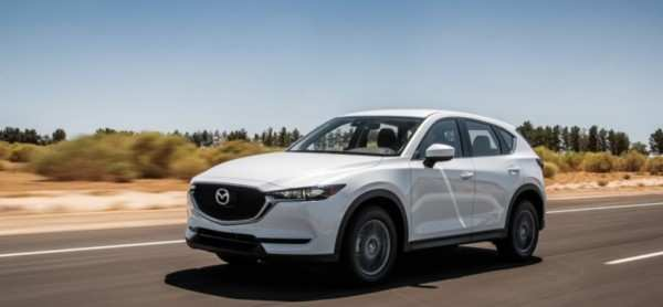 47 The When Will 2020 Mazda Cx 5 Be Released Redesign