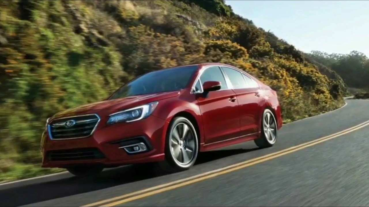 48 A 2019 Subaru Legacy Turbo Gt New Review
