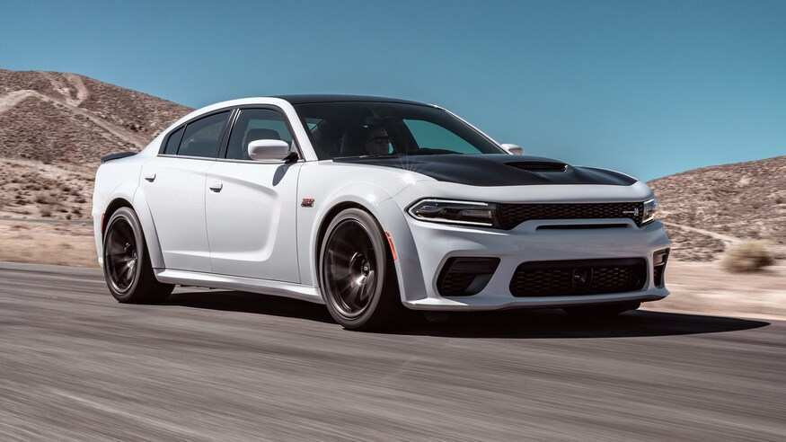 48 A 2020 Dodge Charger Scat Pack Widebody Release