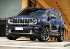 Jeep Renegade 2020 Release Date