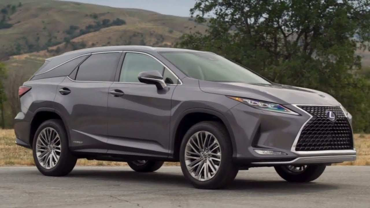 48 A Lexus Suv Hybrid 2020 New Model And Performance