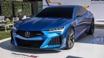48 All New 2019 Acura Tlx Type S Model