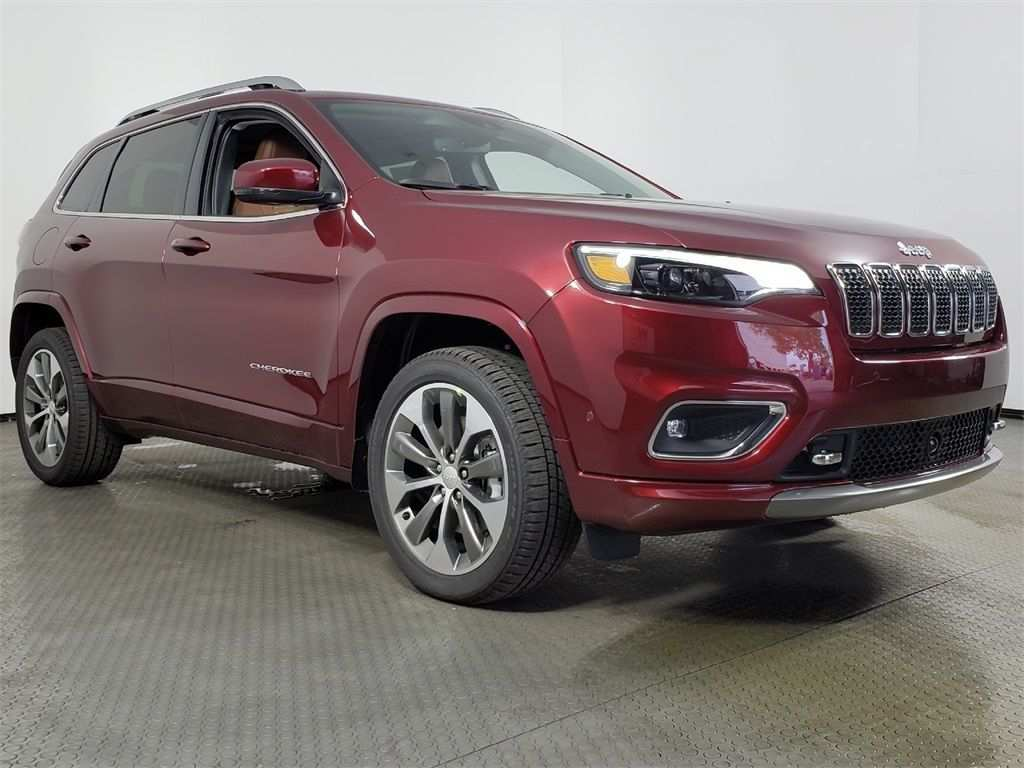 48 All New 2019 Jeep Cherokee Anti Theft Code Ratings