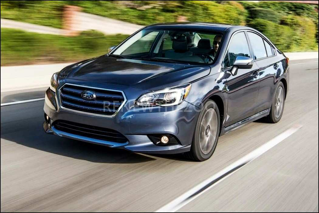48 All New 2019 Subaru Legacy Turbo Gt Picture