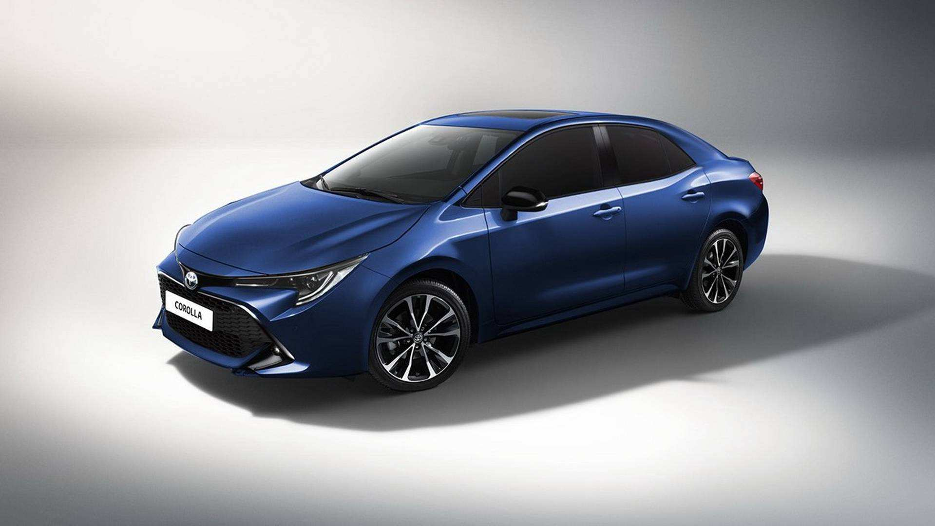 48 All New 2020 Toyota Auris Redesign