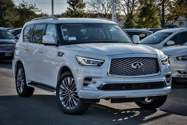 48 All New Infiniti Qx80 2019 Engine