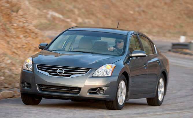 48 All New Nissan Altima Hybrid Price Design And Review