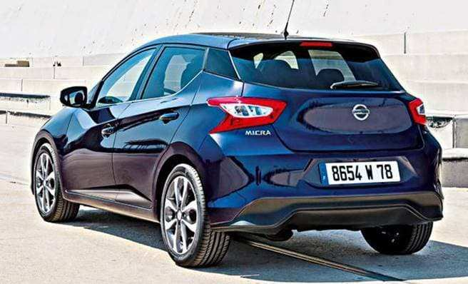 48 All New Nissan March 2020 Brasil Price