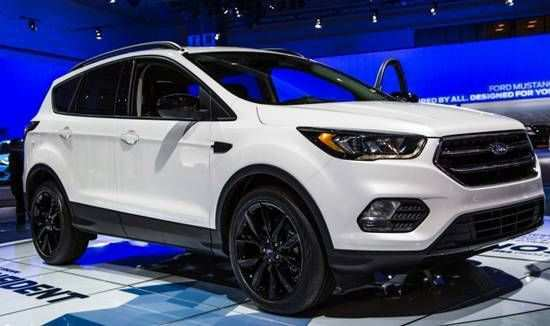 48 Best 2019 Ford Escape Release Date New Model And Performance