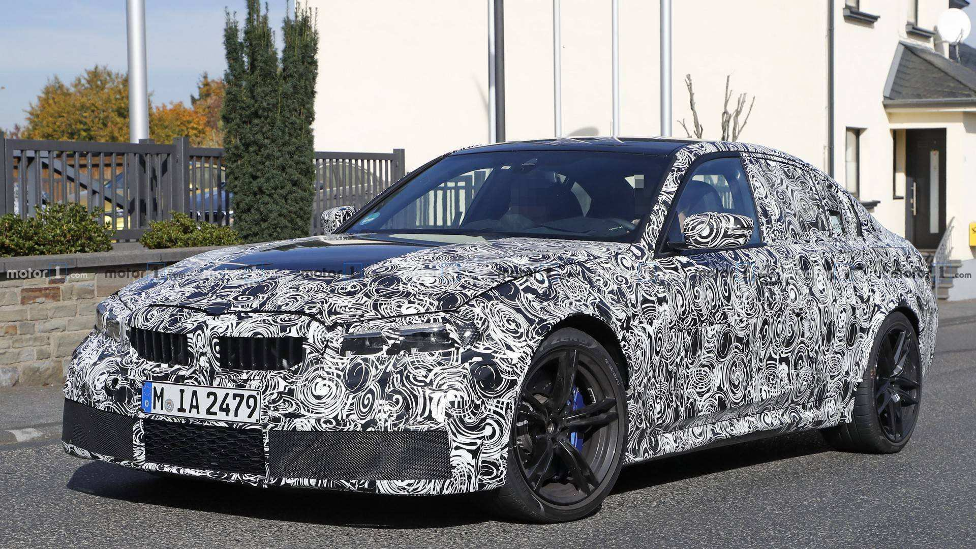 48 Best 2020 Bmw M3 Awd New Model And Performance