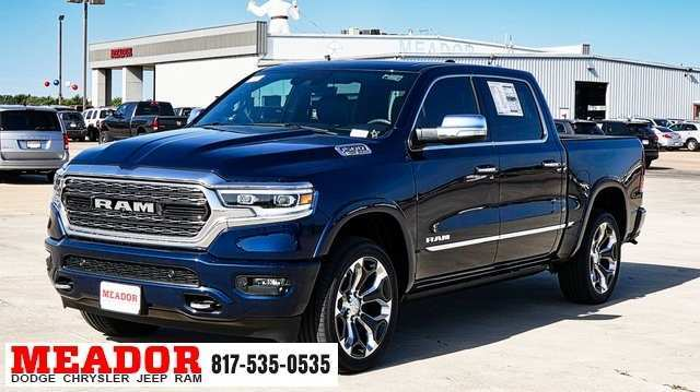 48 Best 2020 Dodge Ram Limited New Model And Performance