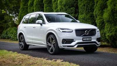48 New 2019 Volvo Xc90 T8 Speed Test
