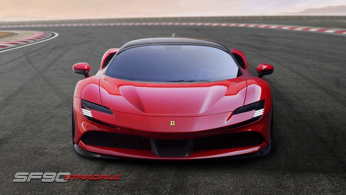 48 The 2019 Ferrari Hybrid Overview