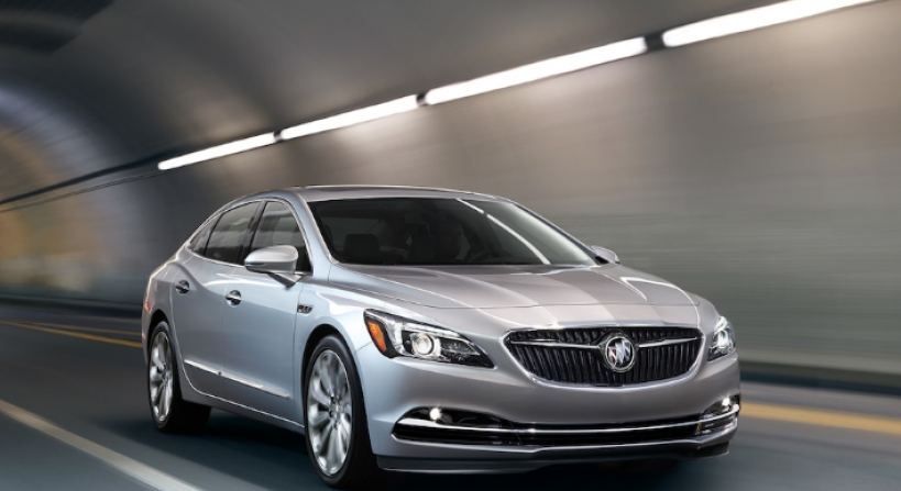 48 The 2020 Buick Lesabre Picture