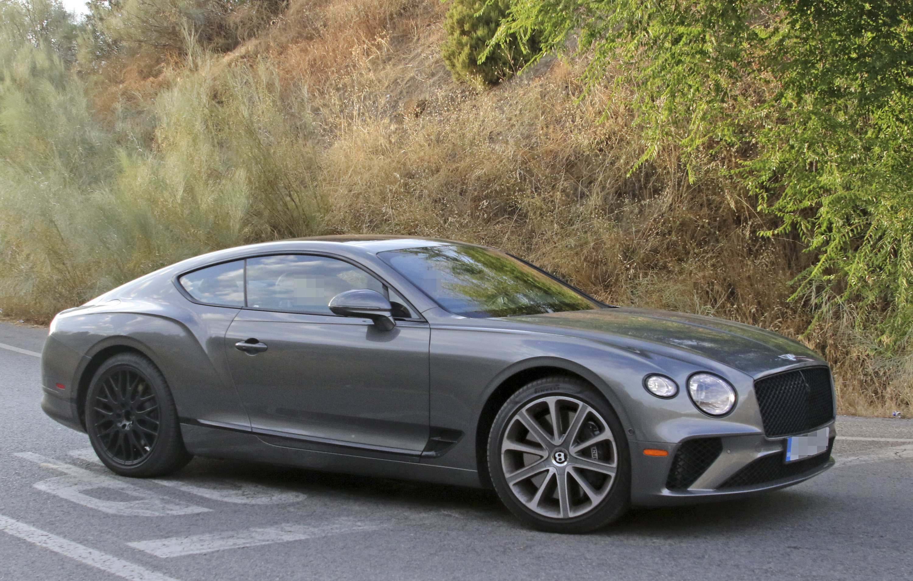 48 The Best 2019 Bentley Gt V8 Redesign And Concept