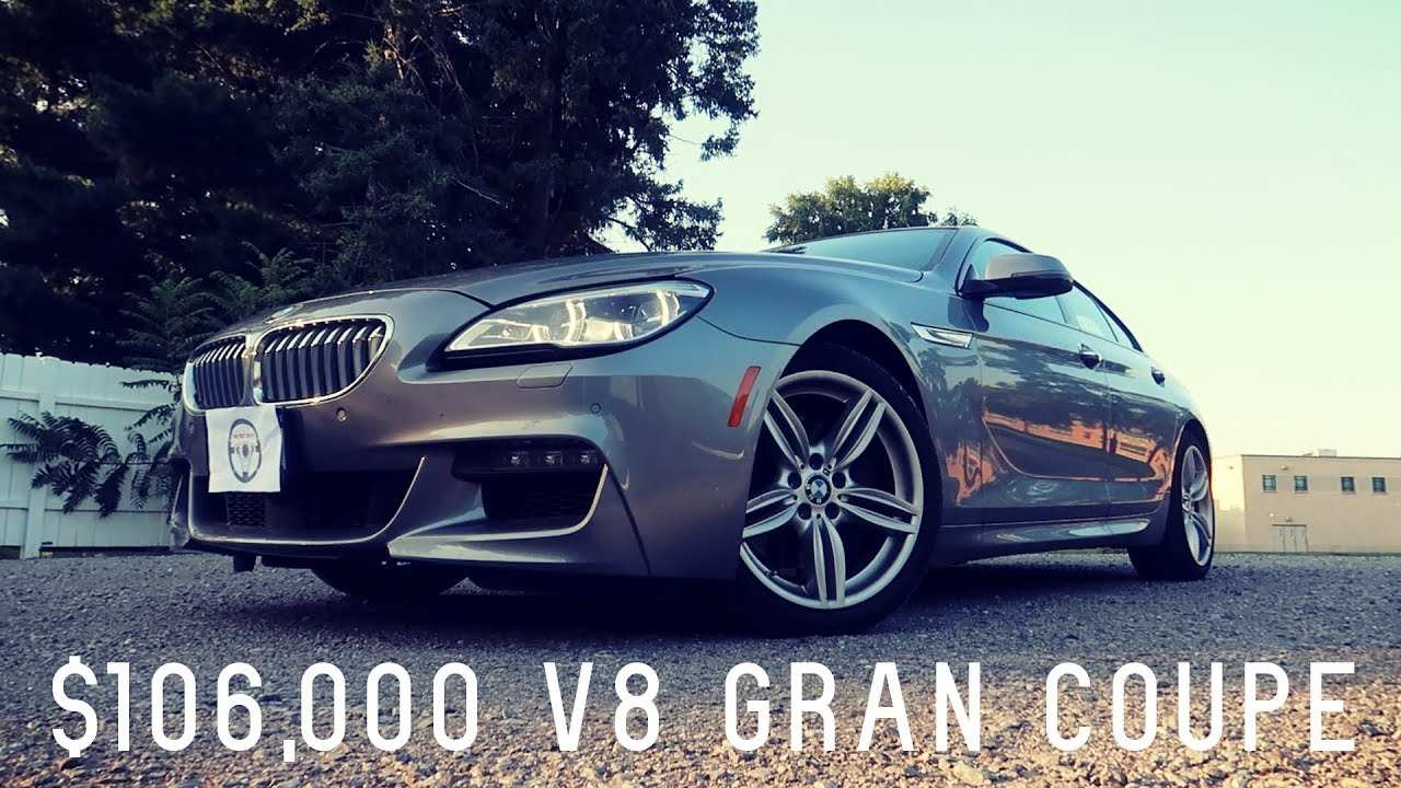 48 The Best 2019 Bmw 650I Xdrive Gran Coupe Ratings