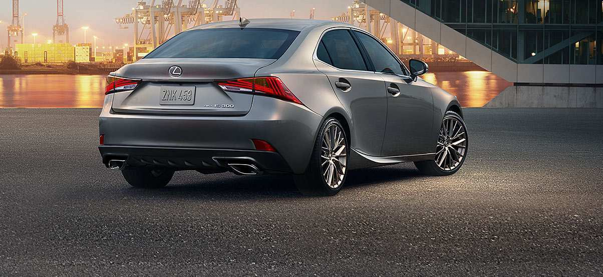 48 The Best 2019 Lexus Is 200T Redesign And Review