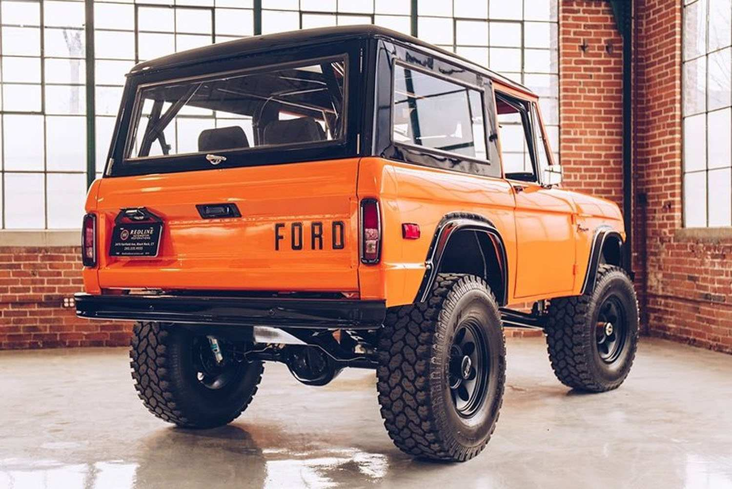 48 The Best 2020 Orange Ford Bronco Release Date And Concept
