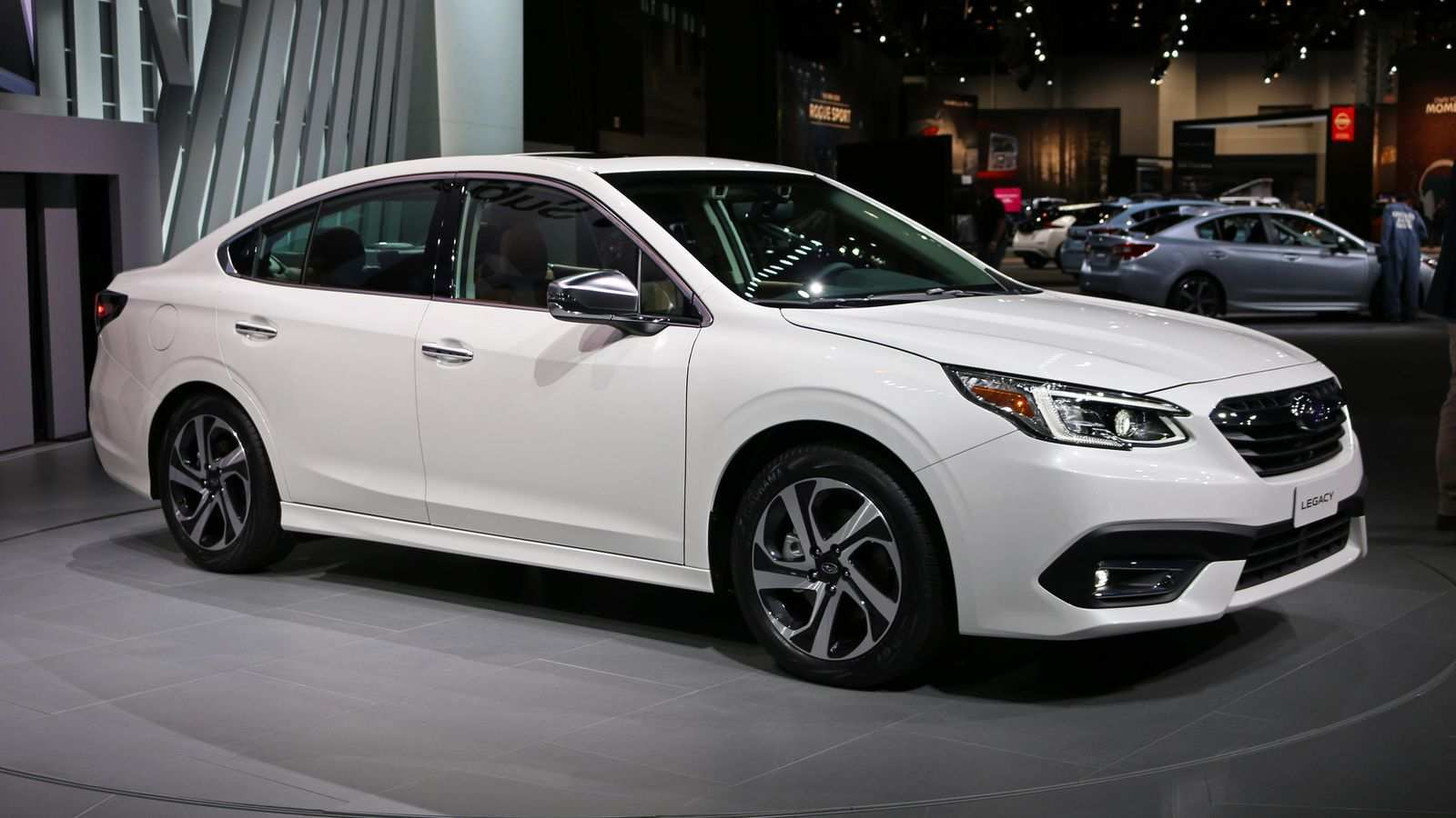 48 The Best 2020 Subaru Legacy Ground Clearance Specs