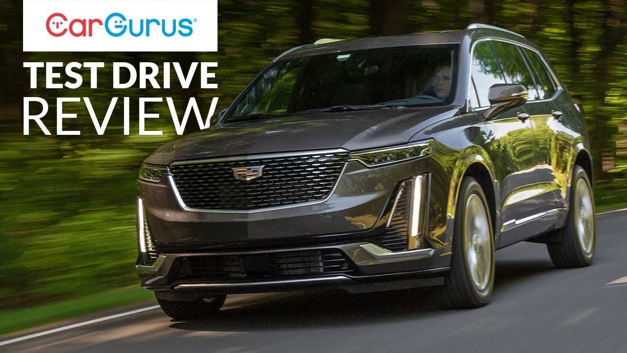 48 The Best Cadillac Xt6 2020 Youtube New Review