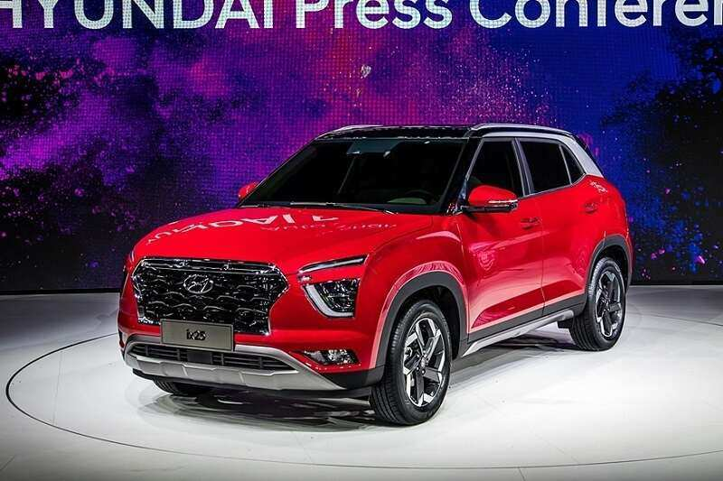 48 The Best Hyundai Creta New Model 2020 Redesign And Concept