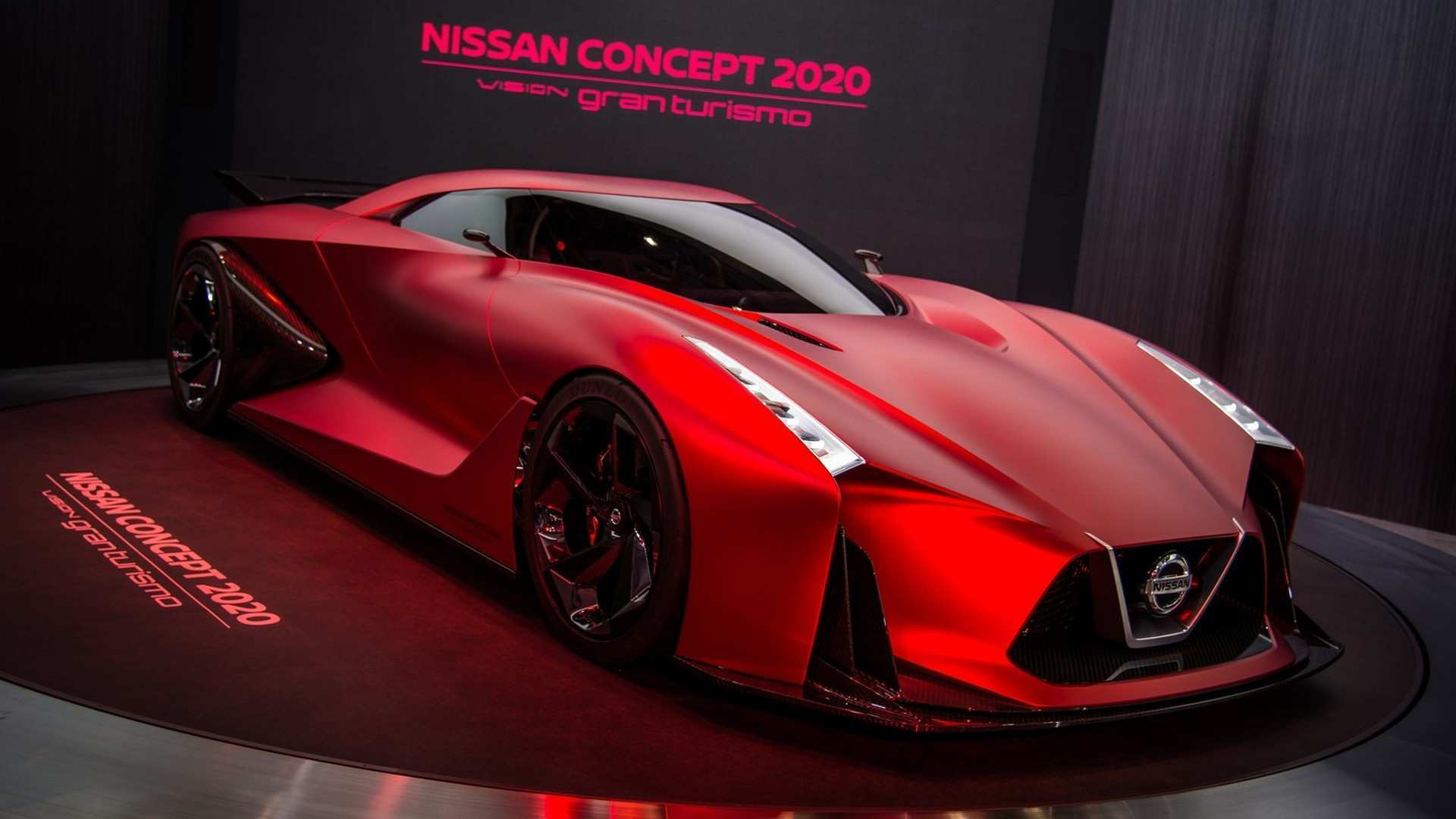 48 The Nissan Vision 2020 Model