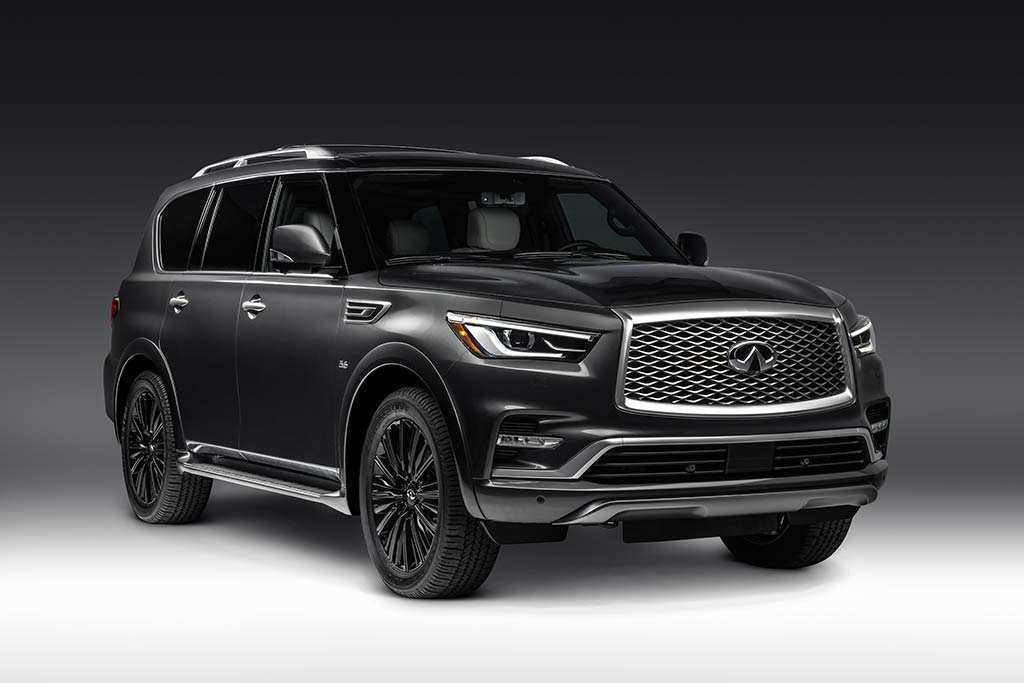 49 A Infiniti Qx80 2019 Performance