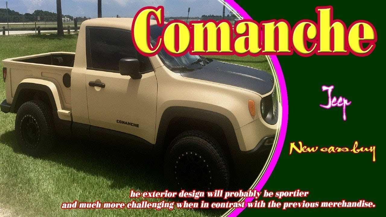 49 All New 2019 Jeep Comanche Speed Test
