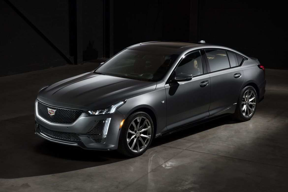 49 Best 2019 Cadillac Ct5 Configurations