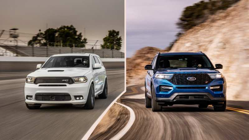 49 Best Dodge Durango Srt 2020 Exterior