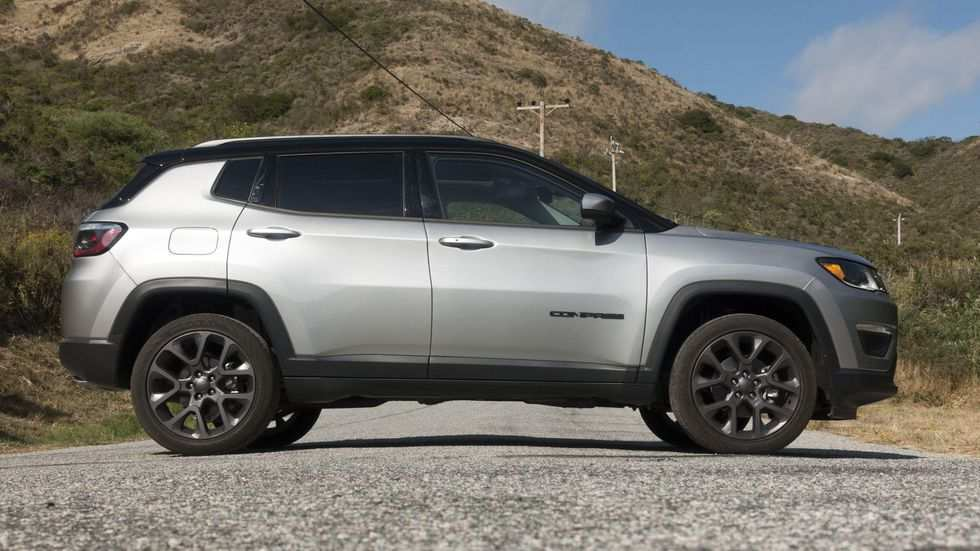 49 Best Jeep Compass 2020 New Concept