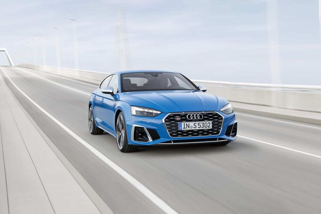 49 New 2020 Audi Rs5 Review
