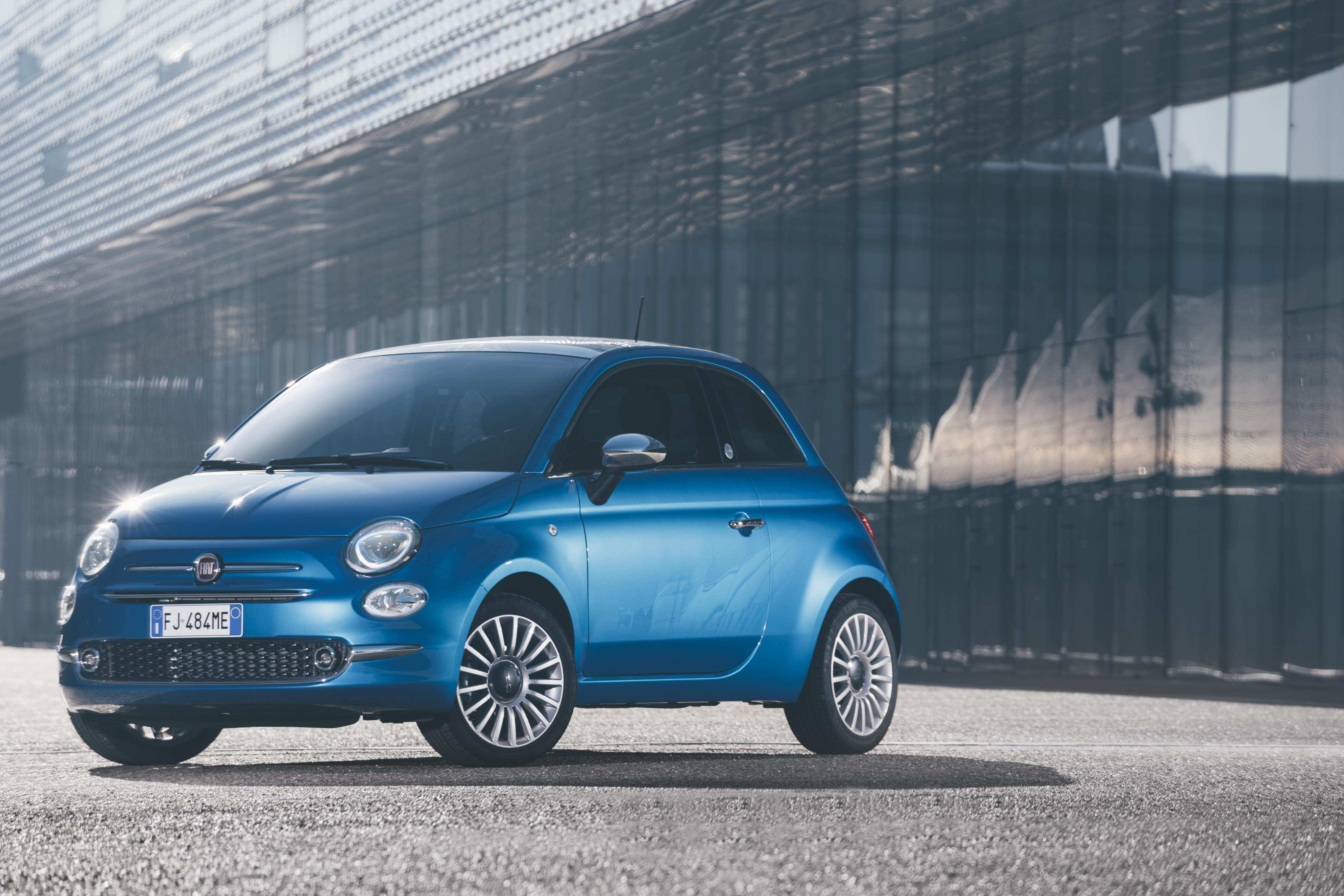 49 New 2020 Fiat 500E Redesign And Review