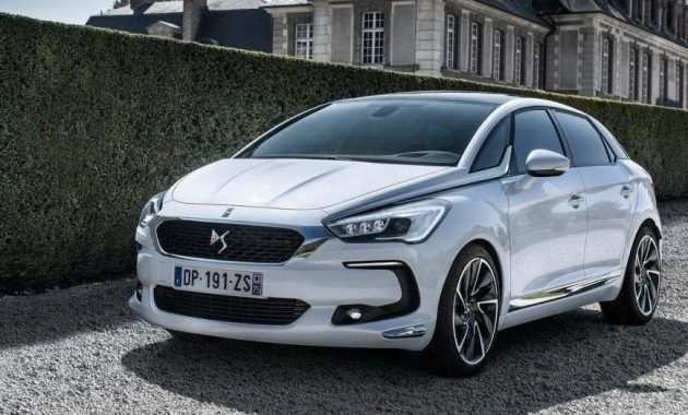 49 New Citroen Ds5 2020 Specs And Review
