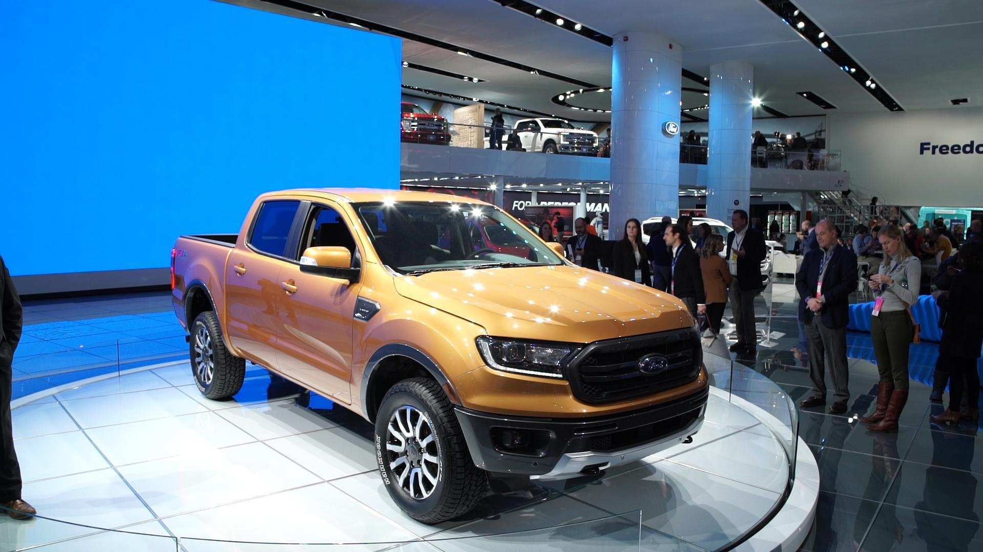 49 The 2019 Ford Ranger Auto Show Exterior And Interior