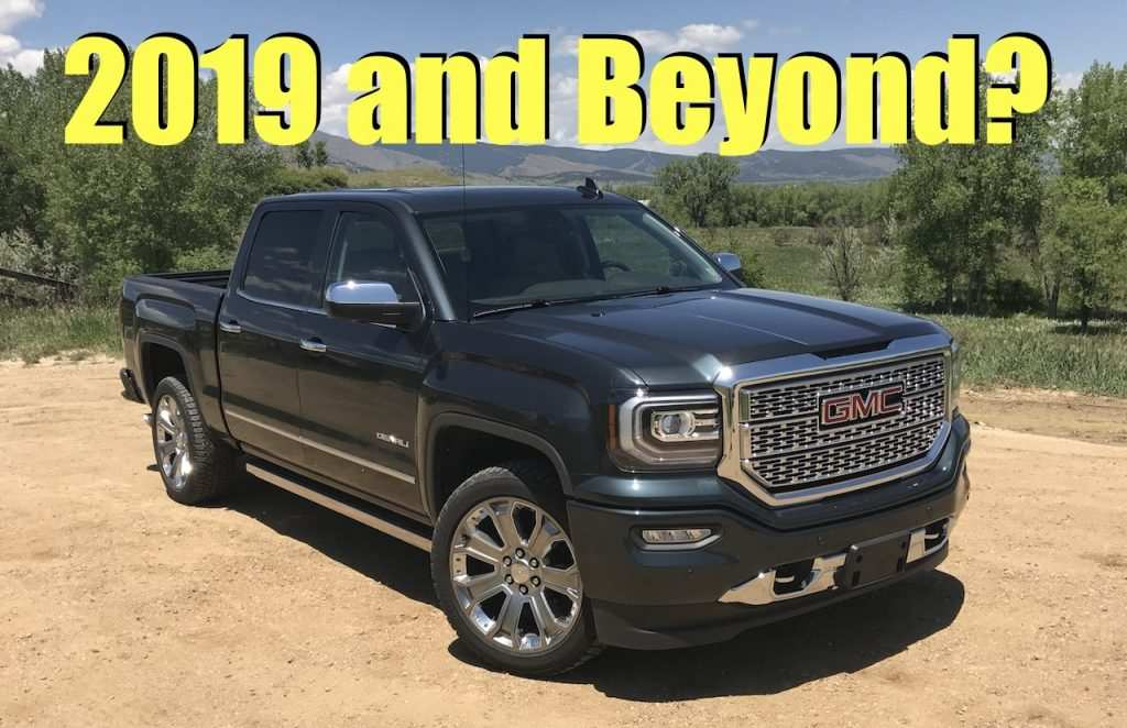 49 The 2019 Gmc 3 4 Ton Truck Concept