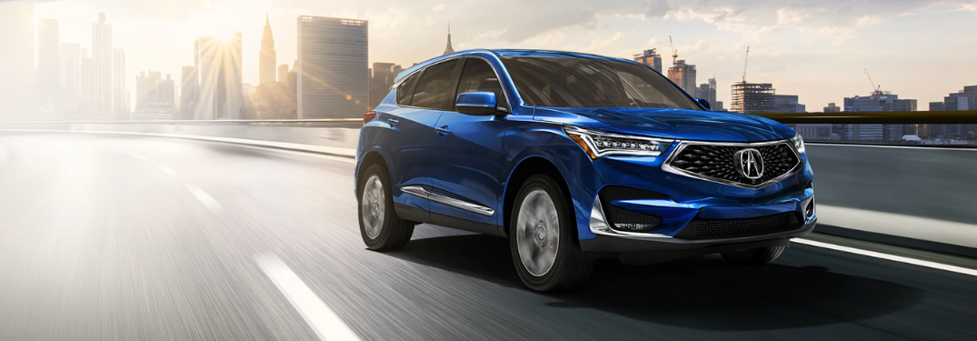49 The 2020 Acura Rdx Exterior Colors Redesign And Concept