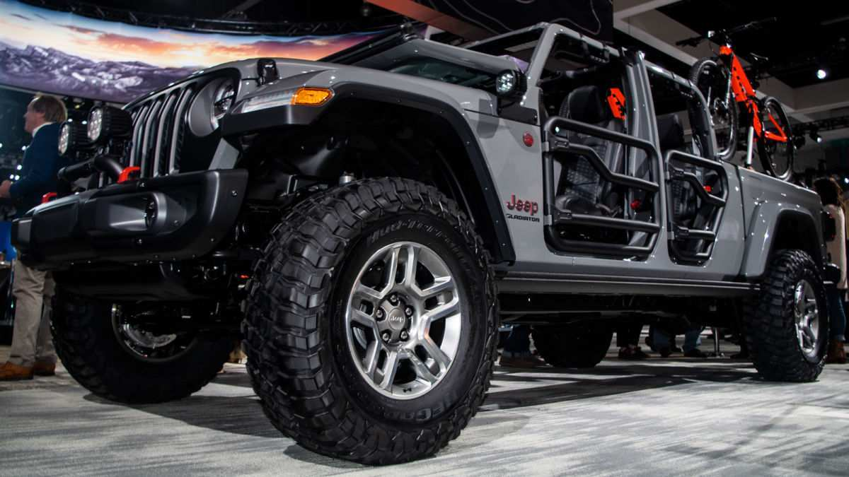 49 The 2020 Jeep Gladiator Lifted Redesign And Review