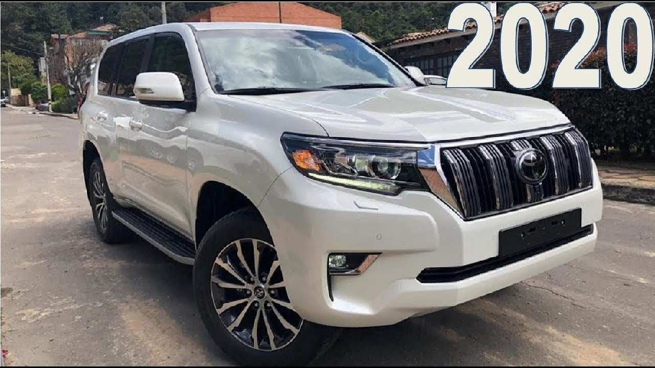 49 The 2020 Toyota Prado Research New