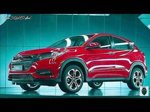 49 The Best 2020 Honda Vezel Redesign