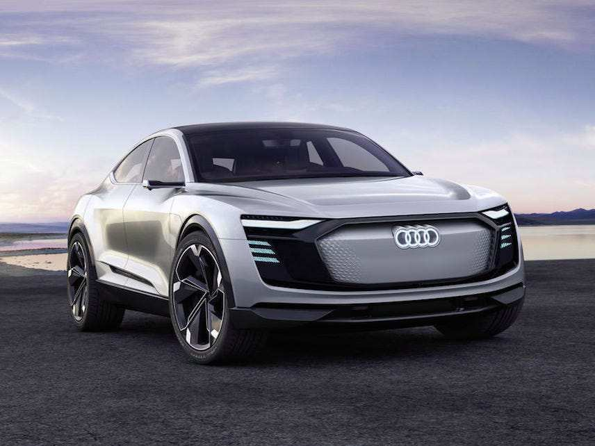 49 The Best Audi New Suv 2020 New Concept