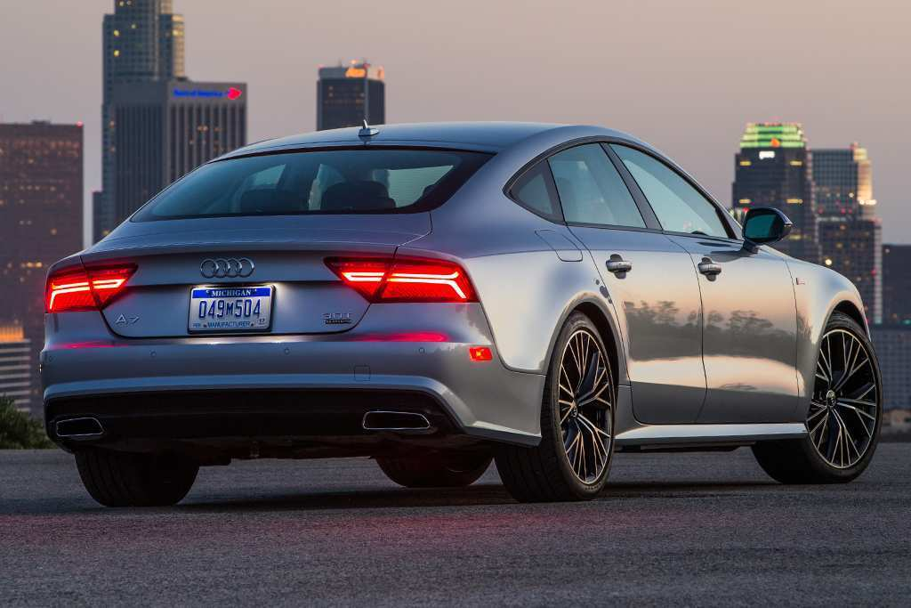 49 The Best New 2019 Audi A7 Release