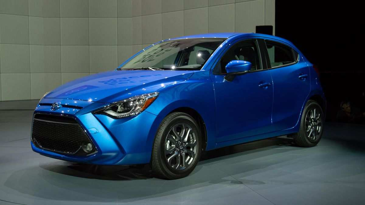 49 The Toyota Yaris 2020 Australia Price And Review