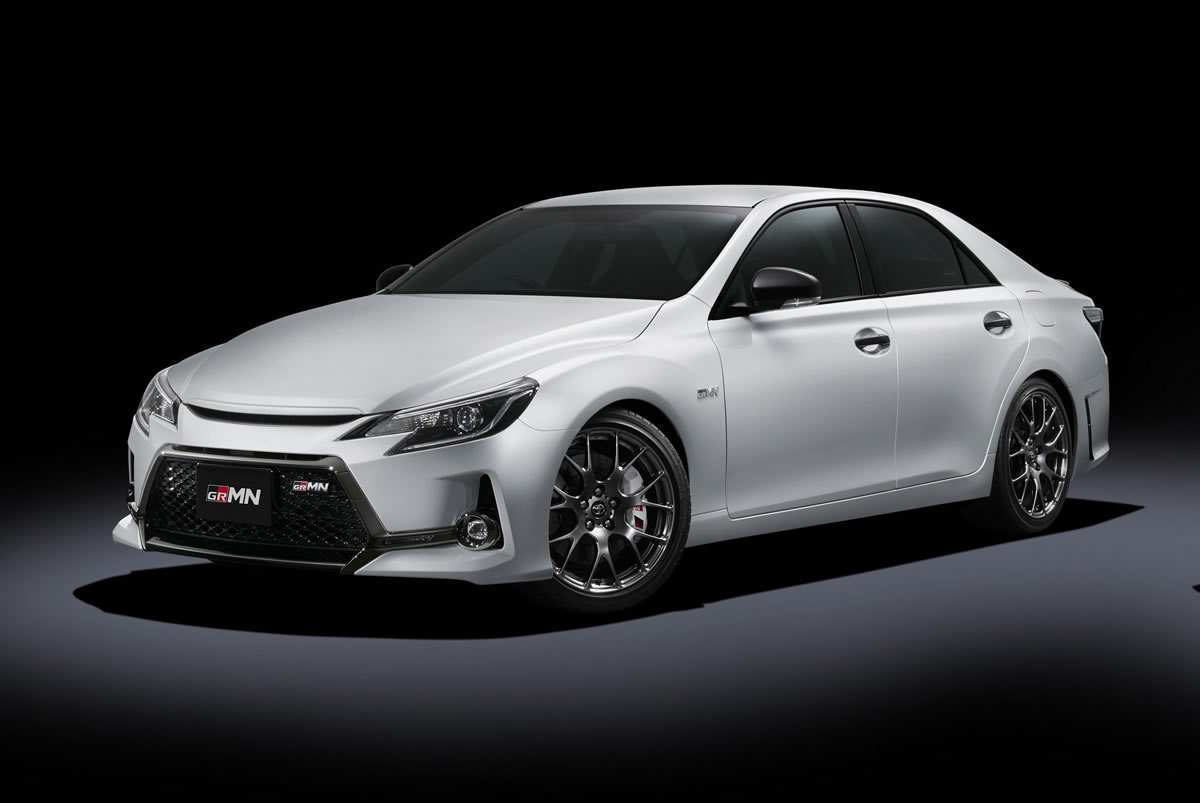 50 A 2019 Toyota Mark X Engine