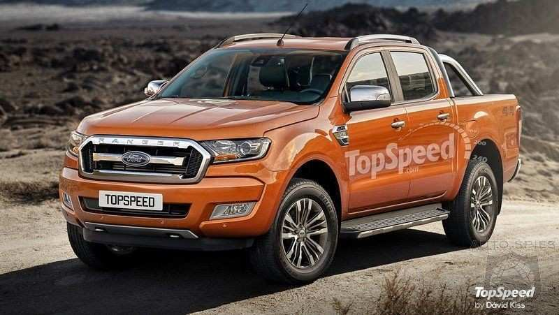 50 A 2019 Usa Ford Ranger Research New
