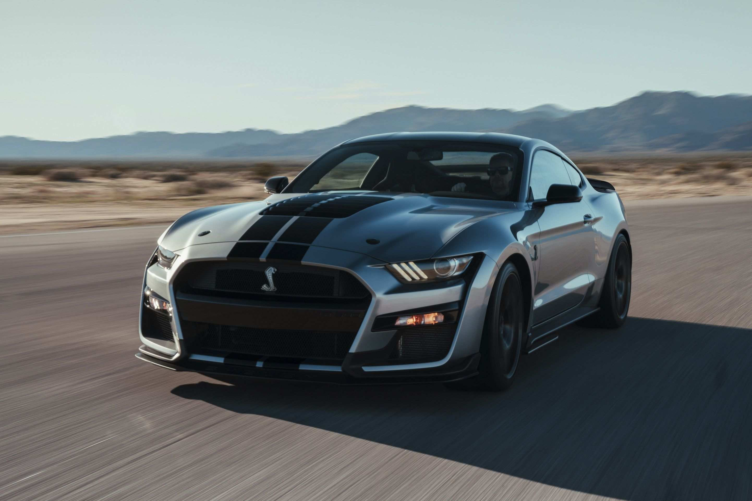 50 A 2020 Ford Mustang Gt500 Exterior And Interior