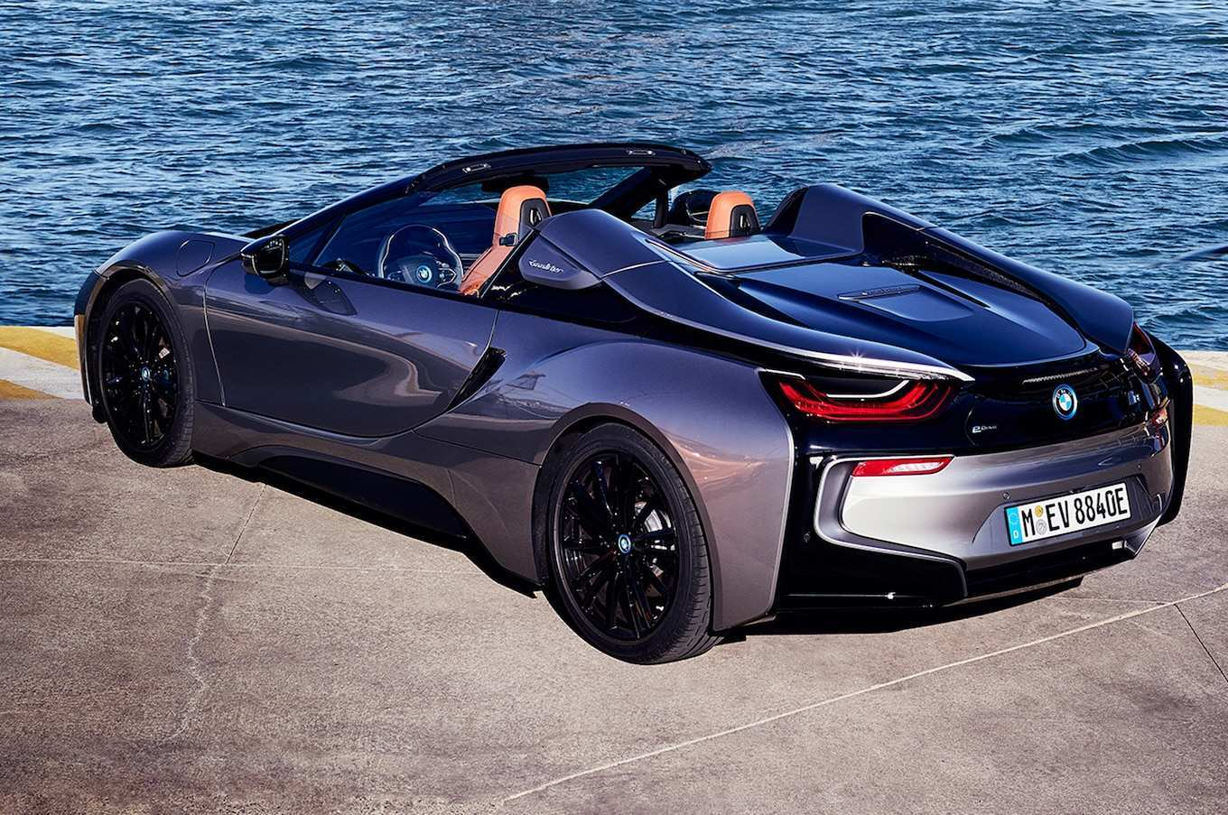 50 All New 2019 Bmw I8 Roadster Review And Release Date