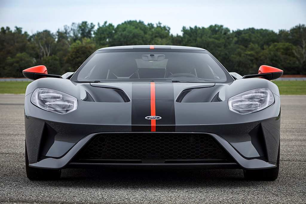 50 All New 2019 Ford Gt Supercar Redesign And Concept